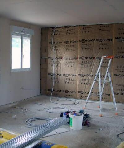 Entreprise d 39 isolation toiture murs et sol li ge gdp for Isolation exterieure des murs