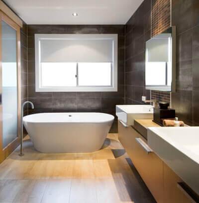 Rénovation de salle de bain à Liège et douche à l\'italienne | GDP